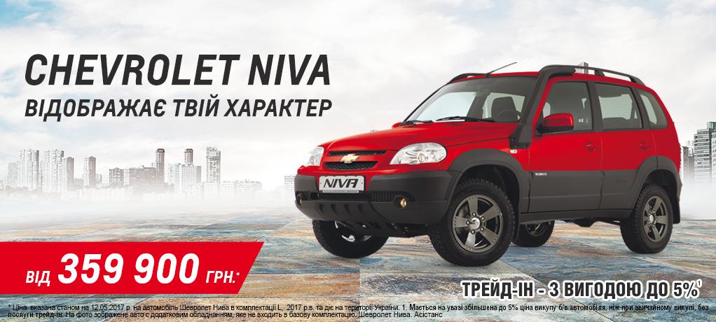 NIVA сайт Нива