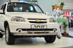 Три Chevrolet Niva были гостях у SIA 2012